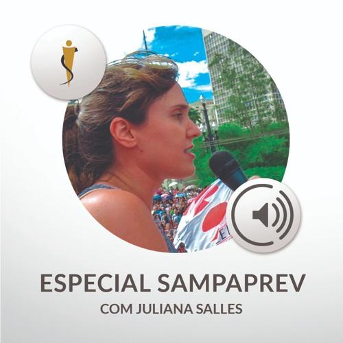 PodMed #10 - Especial Sampaprev com Juliana Salles