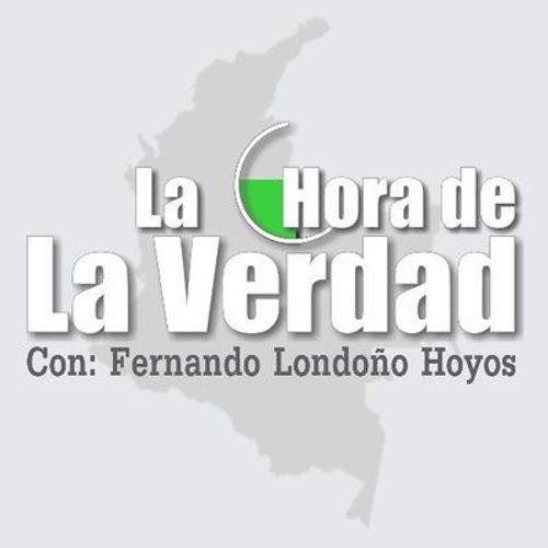 Entrevista en la Hora de la Verdad con el Dr. Fernado Londoño