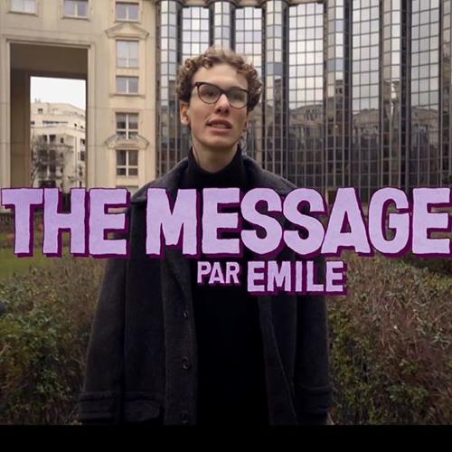 EMILE - The message (Cymande)