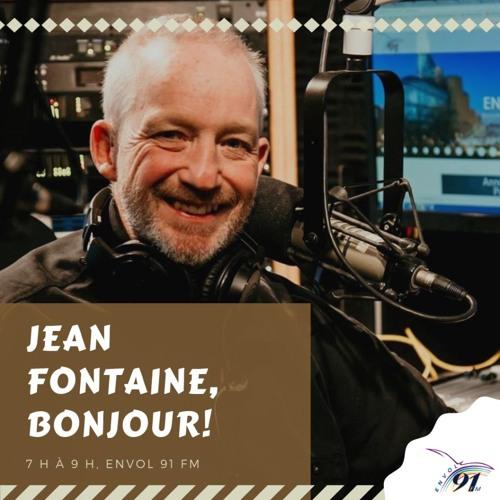 Jean Fontaine, bonjour: Capsule sous la coupole. 21 mars 2019