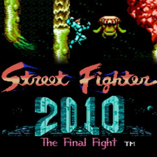Street Fighter 2010 The Final Fight - Rooted Out The Rock