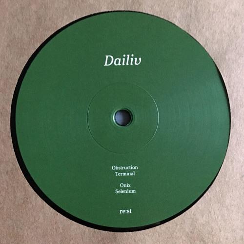 Dailiv – Obstruction EP