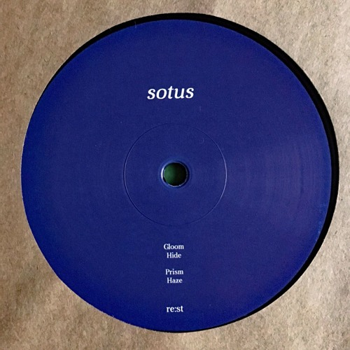 Sotus – Gloom EP