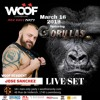 Download PODCAST #2 2019 Live Set WOOF feat Gorillas 16/03/19 Mp3