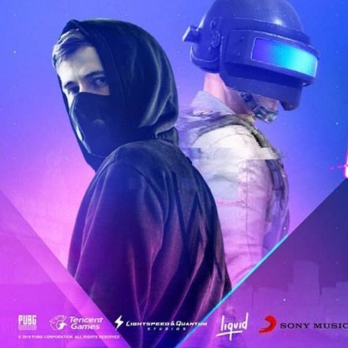 On My Way Alan Walker Sabrina Carpenter Farruko Pubg Song