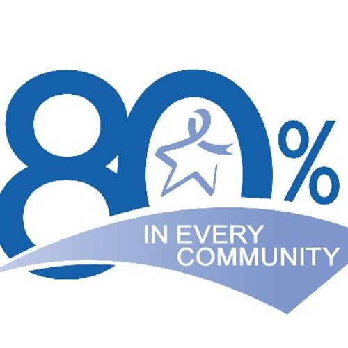 80% in EVERY community