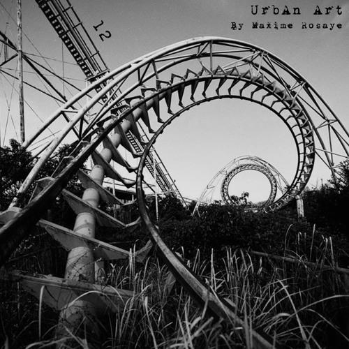 UA12 - Urban Art Live - Maxime Rosaye Monster'S Art Mix