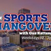 Sports Hangover w/Gus Kattengell (3/21/19) Hr 3 - Jordan Da Intern, March Madness