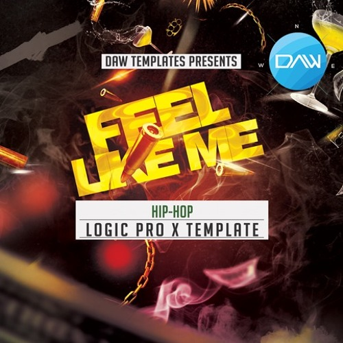 Feel Like Me Logic Pro X Template
