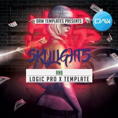Skylights Logic Pro X Template