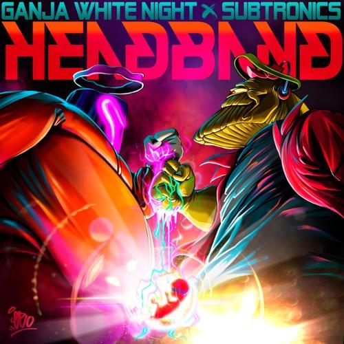 Ganja White Night x Subtronics - Headband