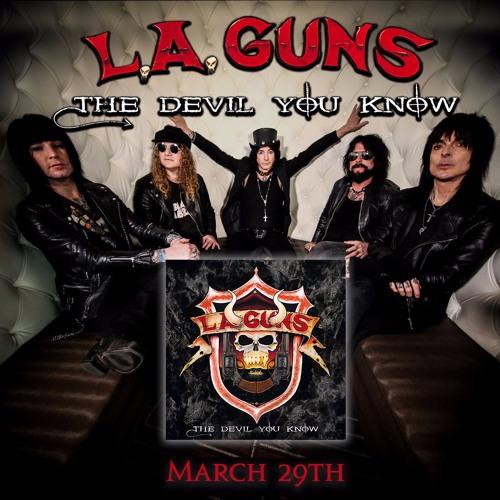 Phil Lewis 's (L.A.Guns) interview March 19th 2019