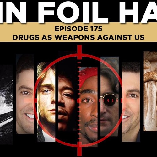 #175:  Drugs As Weapons Against Us with John Potash
