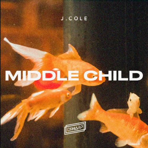 """J. COLE """"MIDDLE CHILD [DJ D SHARP REMIX]"""""""