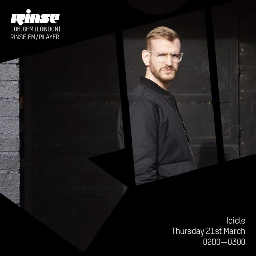 Icicle - Drum and Bass Show Rinse FM (21-03-2019)