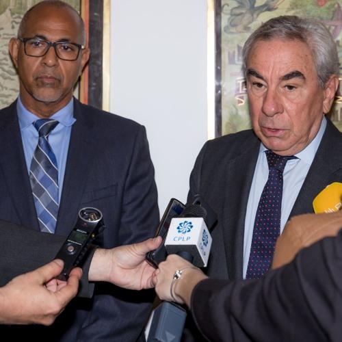 114ª CCP Extraordinário dedicado a Moçambique - Declarações à imprensa Presidência CPLP e SE-CPLP