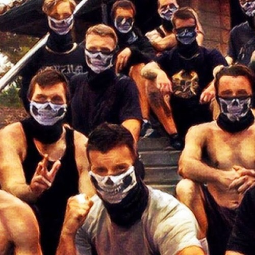 38. The American White Nationalist Street Fighting Crew Making Links in Europe