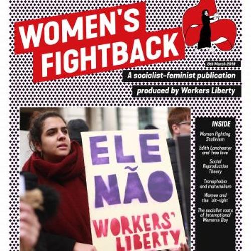 Women's Fightback March 2019
