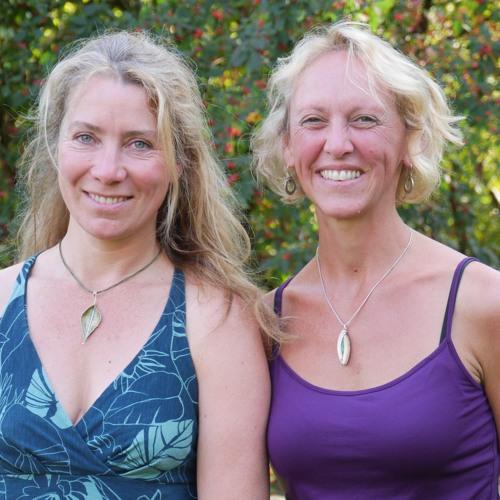 Myriam Kentrup und Judith Wilhelm