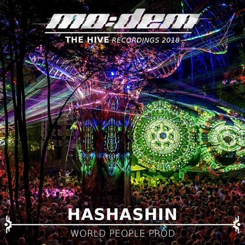 HASHASHIN Live @ The Hive | Mo:Dem Festival 2018