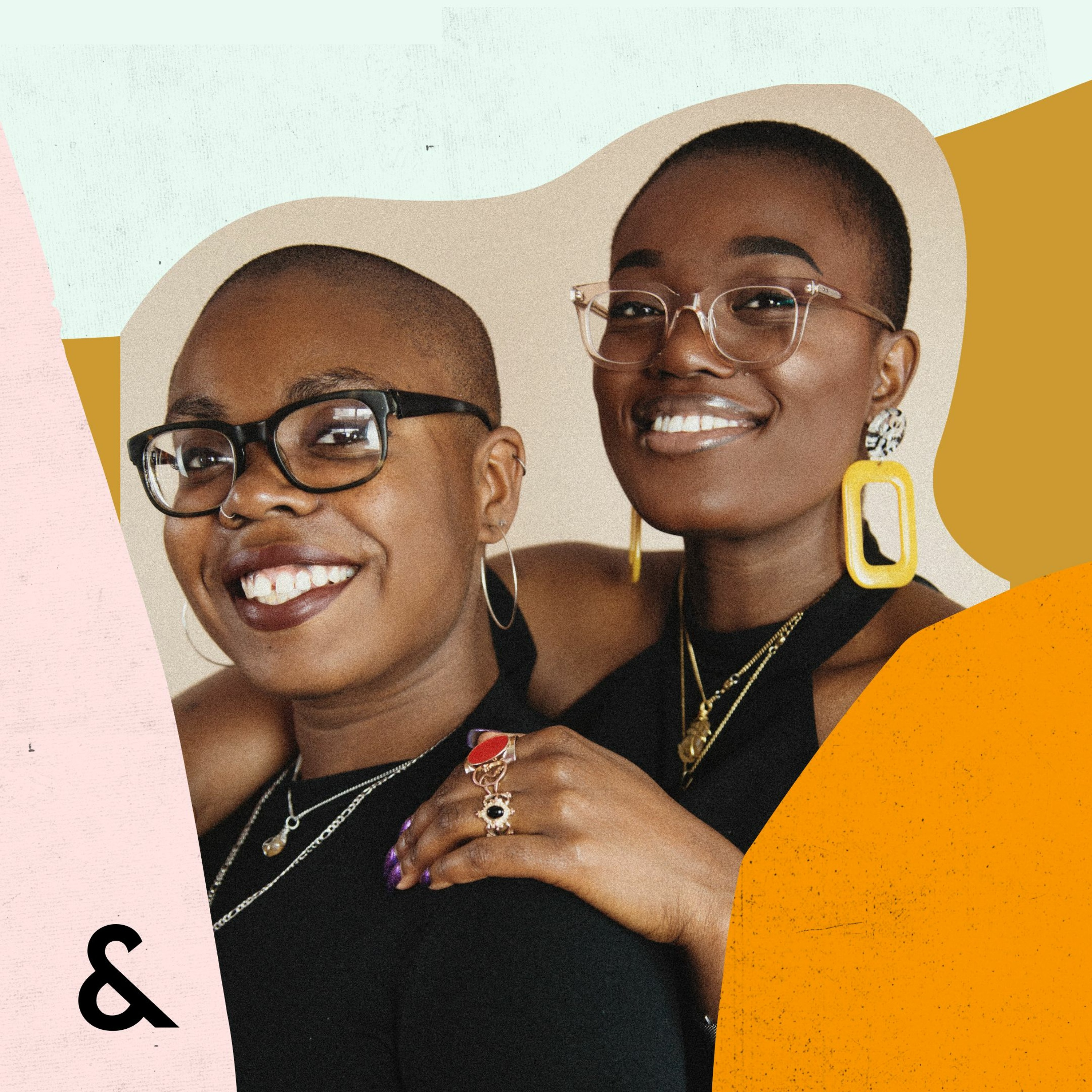 Career Girls - Nicole Crentstil and Paula Akpan: The Life and Soul of a Party