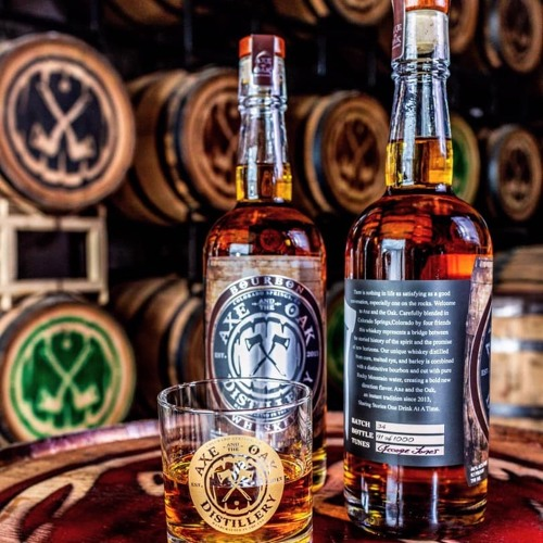 Whiskey Down with Axe & the Oak Distillery