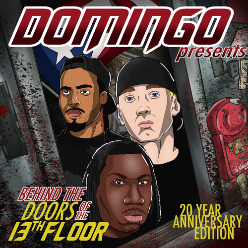 Eminem, Chris Rivers - Lyrical Combat - Prod. By Domingo (Cuts By Dj TMB)