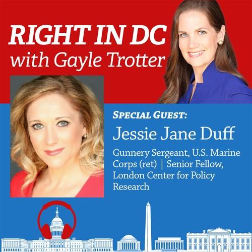 Jessie Jane Duff: McCain, Border Emergency Vote, Women in Combat