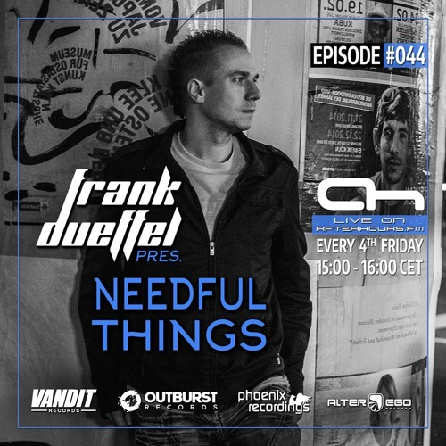 Frank Dueffel - Needful Things 044