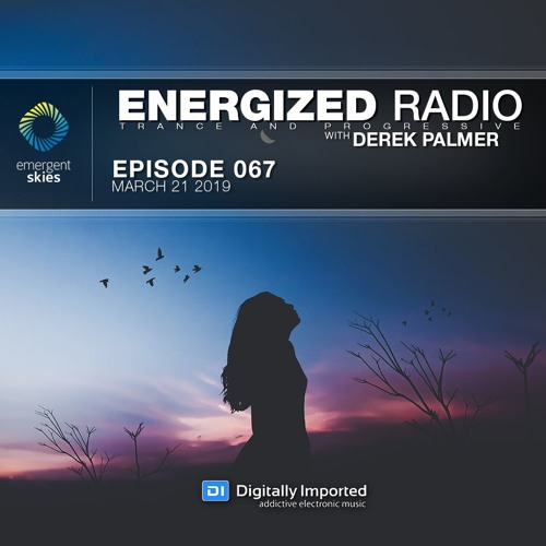 Energized Radio 067 With Derek Palmer [March 21 2019]
