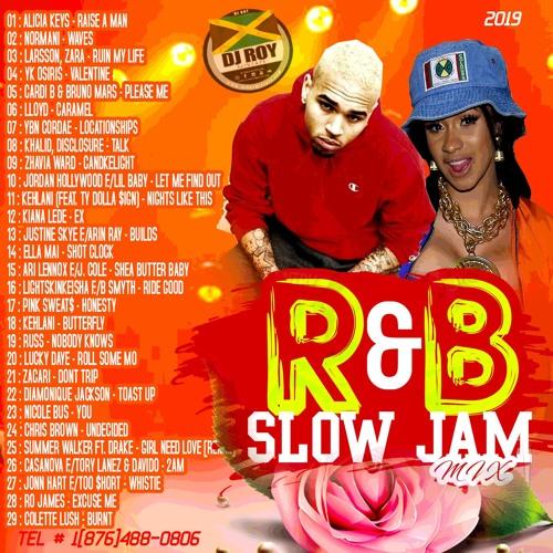 DJ ROY R&