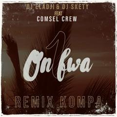 Dj Eladji feat Dj Skety x Comsel Crew - Warped x Mel On Fwa (Remix Gouyad 2019)
