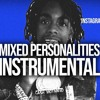 Ynw Melly Ft Kanye West Mixed Personalities Instrumental Mp3