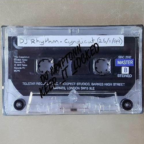 DJ Rhythm - Cyndicut 97.8FM 25-01-99