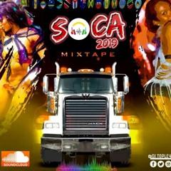 Soca 2019 Mix - Dj Topley (Machel M, Nessa Preppy, Patrice R, Ultimate Rejects, Mr Killa........)