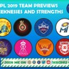Download IPL Preview Team Strengths And Weaknesses Of All Squads In 2019 Mp3