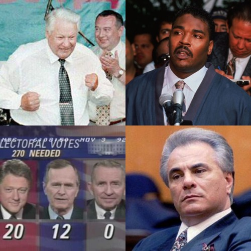 """#203- 1992, Part One """"World Events""""(with Jason Simons)"""
