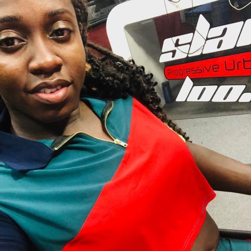 Lady Drea Live on Slam 100.5fm