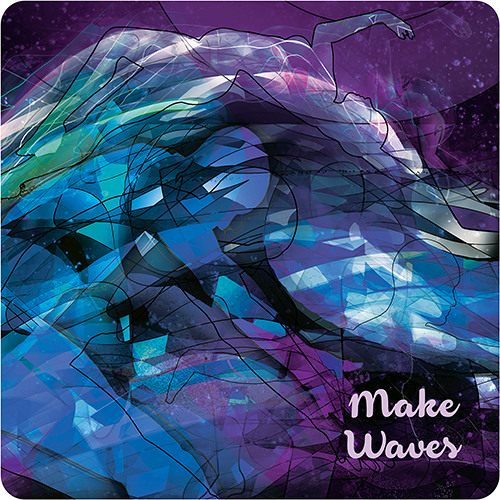 Lucho live at Make Waves ANDC