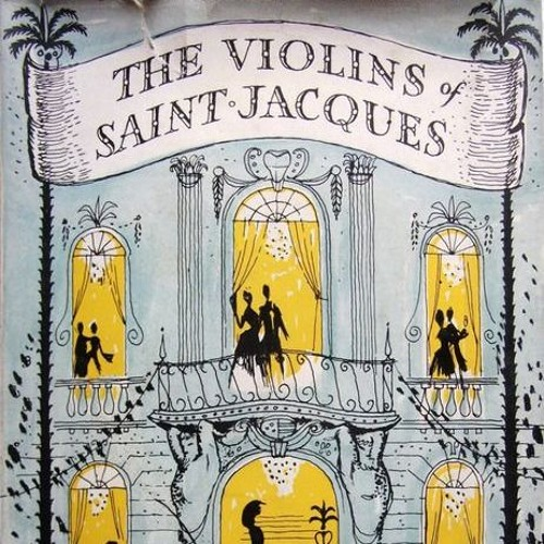 "Traveler, Writer, Soldier, Spy: Lit & Context in Patrick L. Fermor's ""The Violins of Saint-Jacques"""