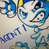 Agent Onone- I Want To Run Away Mix