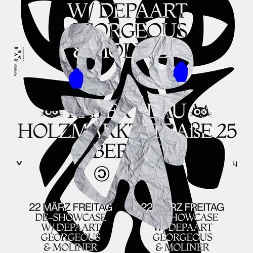 Moliner @ Depaart Showcase Kater Blau 22.03.19