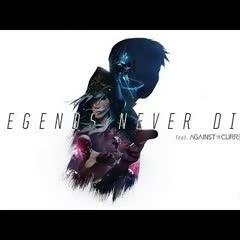 [Nightcore] Against The Current - Legends Never Die