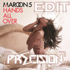 MOVES LIKE JAGGER - MAROON 5 (PRECISION EDIT) (FREE DOWNLOAD! click
