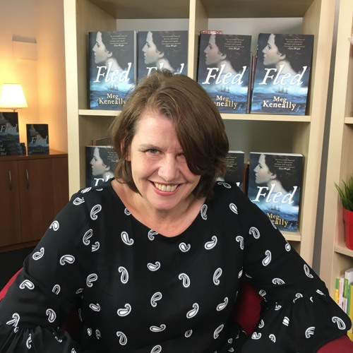 """Meg Keneally: """"Mary Bryant's story is so extraordinary!"""""""