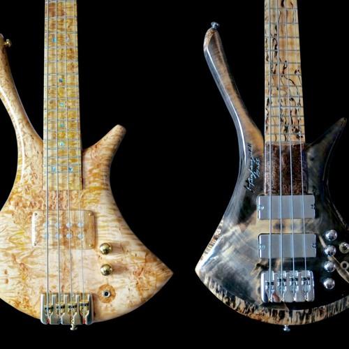 Harjunpää Bass – Violinbirch A 011 & Vikingman A 025 – Demo Song