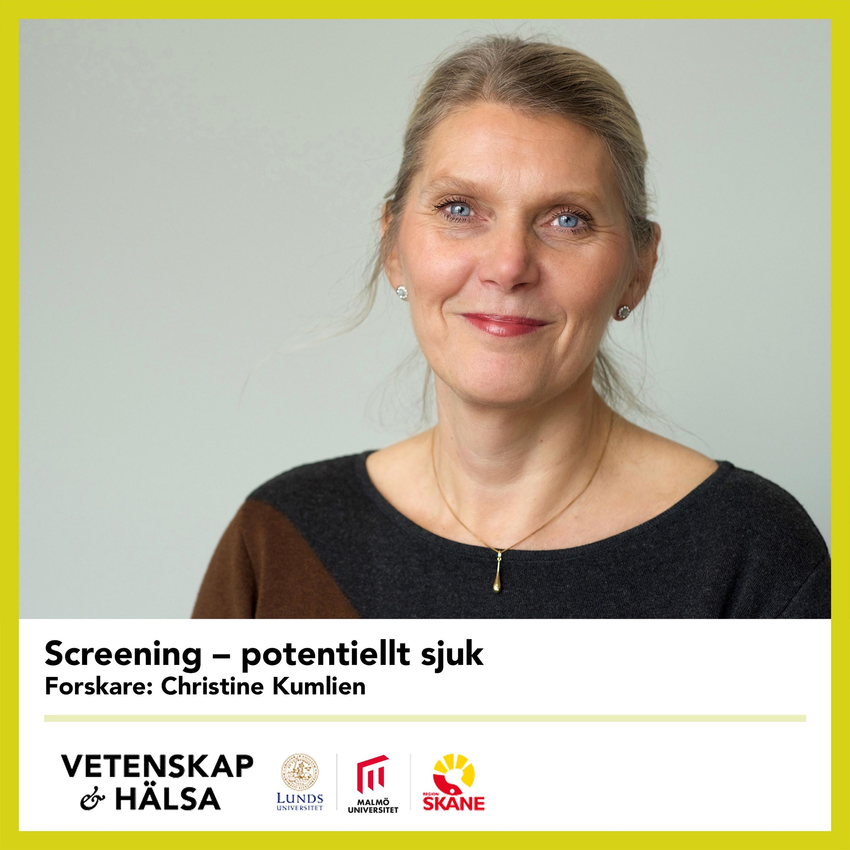 Screening – potentiellt sjuk