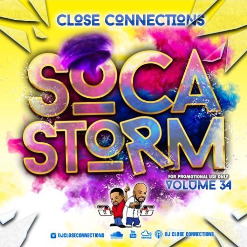 Soca Storm Volume 34 (Carnival 2019)
