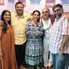 Hrishi K with Sonali Kulkarni, Rajit Kapur, Rajeshwari Sachdeva & Akarsh Khurana-World Theatre Day