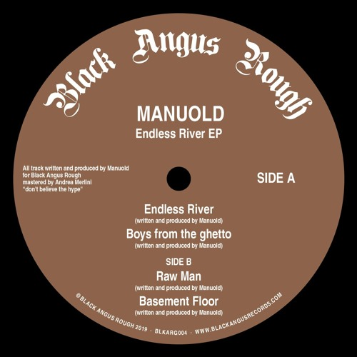 PREMIERE : Manuold - Endless River